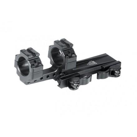 Supporto ottica Offset Picatinny 30mm UTG