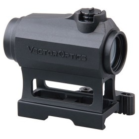 Red Dot Tac Vector Maverick 1x22 3 MOA, with Picatinny Mount - Vector Optics