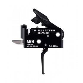 Gruppo di scatto AR9 Adaptable Flat Black, Peso Scatto Regolabile 3.5-6.0 Libbre - TriggerTech