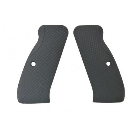 CZ 75 Grips Texture Roughneck, Standard Profile - Lok Grips