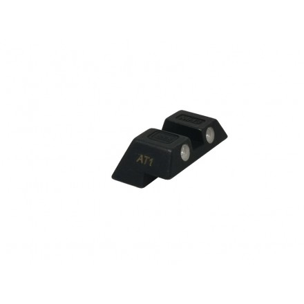 Fixed Rear Sight (Height 6.1 mm / 0.240 inch) with Tritium Insert for Glock GEN 1-5 - Glock