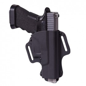 OWB Holster for Glock 19 , Military Grade Polymer, Ambidextrous - Helikon Tex