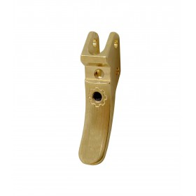 Ultimate Brass Trigger, Single Action / Double Action, for CZ 75 SP-01 / Shadow 2 - Eemann Tech -