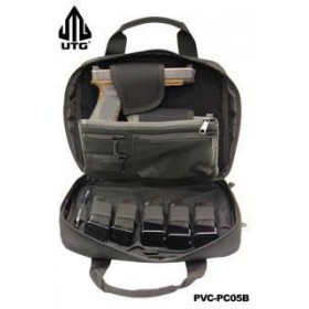 Competition Shooter's Double Pistol Case - UTG