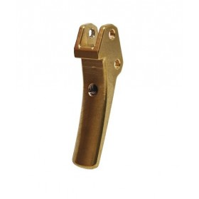 Brass Flat Trigger, Single Action / Double Action, for CZ 75 SP-01 / Shadow 2 - Eemann Tech