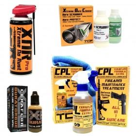 Advanced Cleaning Kit Firearms - Targert custom parts