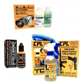 Essential Cleaning Kit Firearms - Targert custom parts
