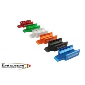 Contrappeso in Alluminio 50 gr per Glock 17 - Toni System