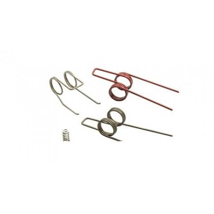 Competition Trigger Spring Kit (Set 3 pz.) for AR15 cal 223 - ADC
