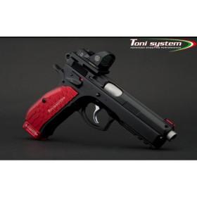 Piastrina per attacco Red Dot - Toni System