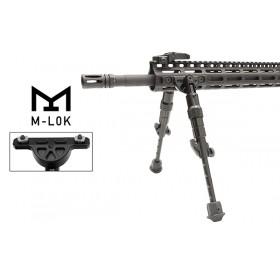 Bipiede Recon Flex M-LOK regolabile fino a 20cm - UTG