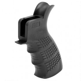AR-15 Ambidextrous Pistol Grip Polymer Black - UTG PRO
