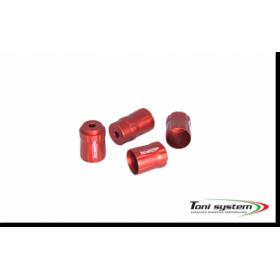 Guida molla DIABLO per BERETTA 1301 (Rosso) - Toni System
