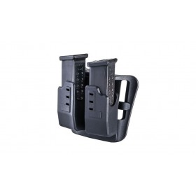 Double Magazine Pouch for Glock 9mm & 40 - CAA