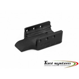 Contrappeso in Ottone 140 Gr. per Glock Colore Nero - Toni System