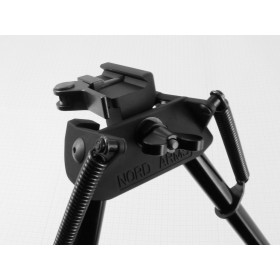 "Short Bipod (6.5 - 9.1"") - Nord Arms"