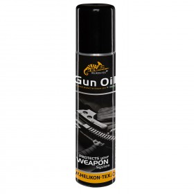 GUN OIL 100ML (AEROSOL) - BLACK
