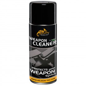 WEAPON CLEANER 400 ML (AEROSOL) - BLACK