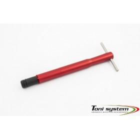 Chiave per strozzatore 160mm - Toni System
