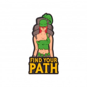 "PVC Patch ""Find your Path"" - Helikon Tex"
