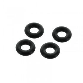 Set di 4 O-rings per il fissaggio delle guancette