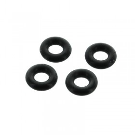Set of 4 O-rings for fixing the grips