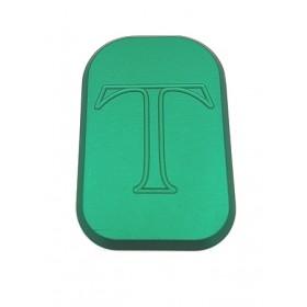Pad in alluminio (fusto grande/large frame) - Tanfoglio Unica