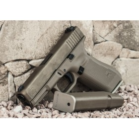 PAD GLOCK +0 shot for IDPA - Toni System