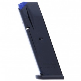 Magazine CZ 75 SP01 - 9mm - 15 rounds - Flush Fit - MEC-GAR