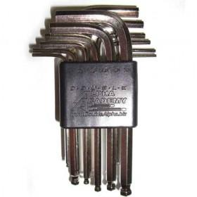 Set chiavi esagonali - DAA/CED