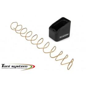PAD GLOCK + 6 colpi (con molla caricatore) - Toni System
