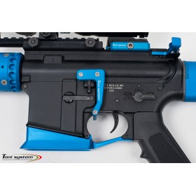 Extended bolt release - Toni System
