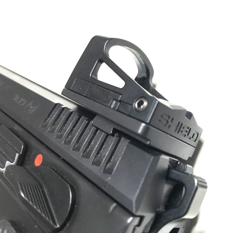 Optics Ready Plate Shield Sms Rms For Cz Sp01 Shadow 2