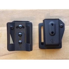 Porta caricatore in Kydex CMAG 9/.40 bifilare singolo - Tactical Gear