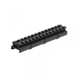 Picatinny riser mount super slim 20 MOA elevated - UTG Leapers