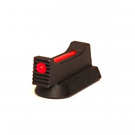 Front sight CZ75 SP-01 SHADOW-ORANGE 2.5mm Fiber-Optic 1mm