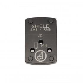 Optics Ready Plate - Shield SMS/RMS per CZ SP01/CZ75/Shadow 2