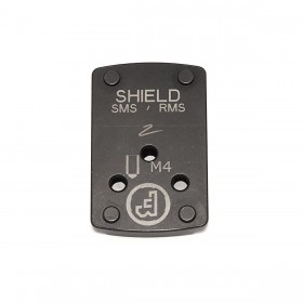 Optics Ready Plate - Shield SMS/RMS for CZ SP01/CZ75/Shadow 2
