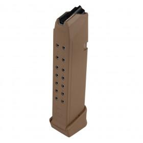 Glock 19 GEN4 magazine cal.9x21 19 rounds