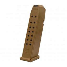 Glock 19 GEN4 magazine cal.9x21 17 rounds