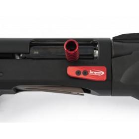 Larger button Benelli M2 SP Toni System