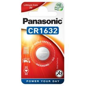Batteria a bottone CR1632 in litio 3V - Panasonic