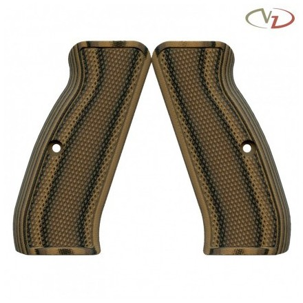Grips Tactical Diamons Hyena Brown