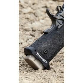 Minigonna Tactical per 2011 Alluminio Nero - Toni System