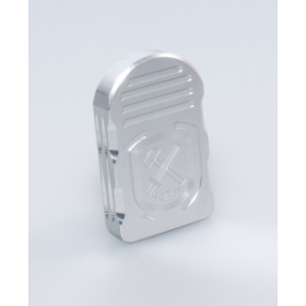 Base Pad +1 STD Magwell - M-Arms