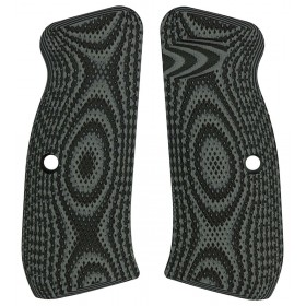 Guancette per CZ75 SP-01 Palm Swell (Ergonomica) BOGIES con scanso - Lok Grips
