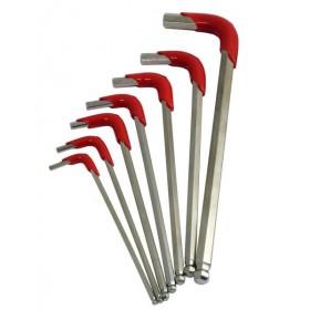 Set di Chiavi a brugola per pressa di ricarica - DAA