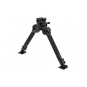 "UTG® Big Bore Full Stability Bipod, 9""-14"" Center Height"