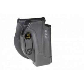 Fondina Tattica IDS Glock, ritenzione regolabile - IDS