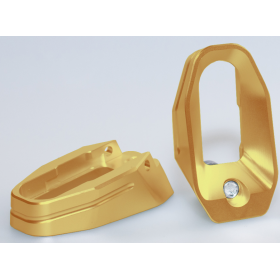Magwell Monarch BRASS for 1911 - M-Arms